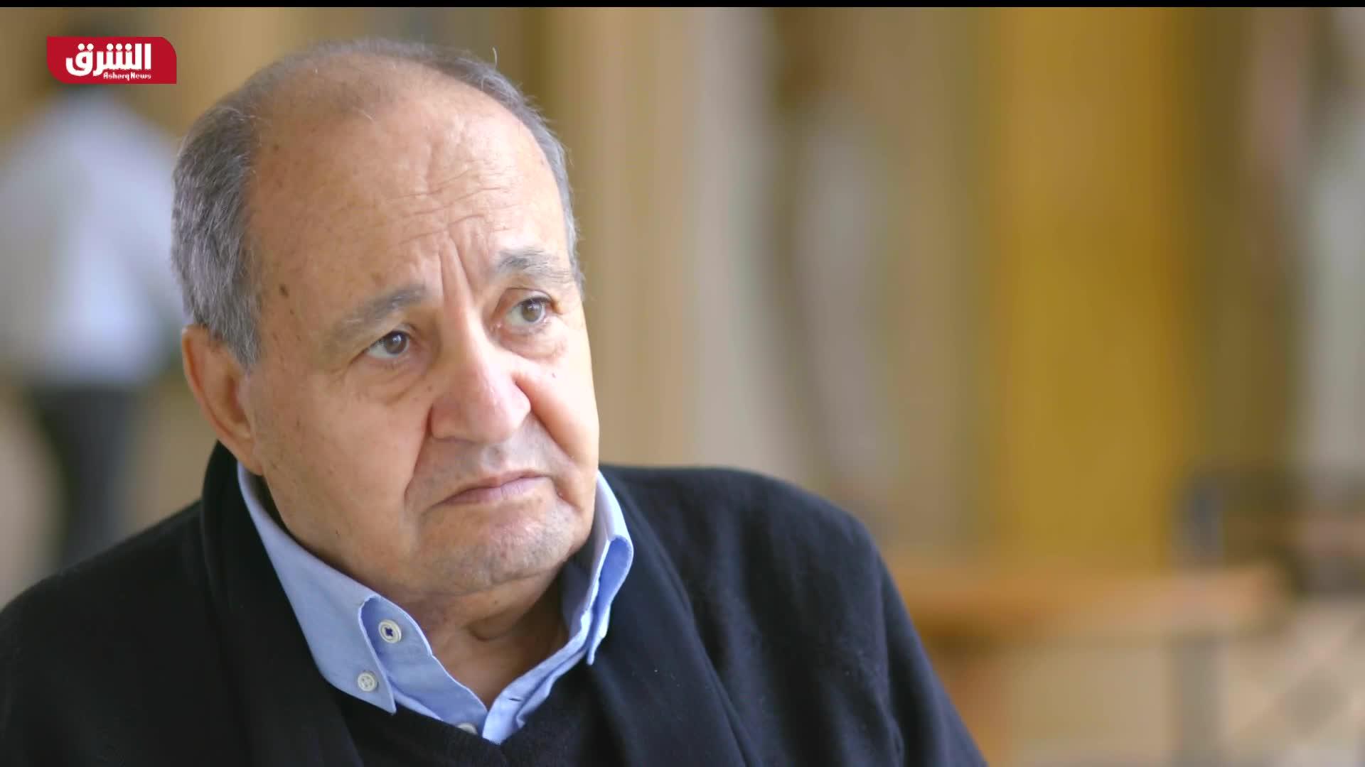مقابلة خاصة مع الراحل وحيد حامد