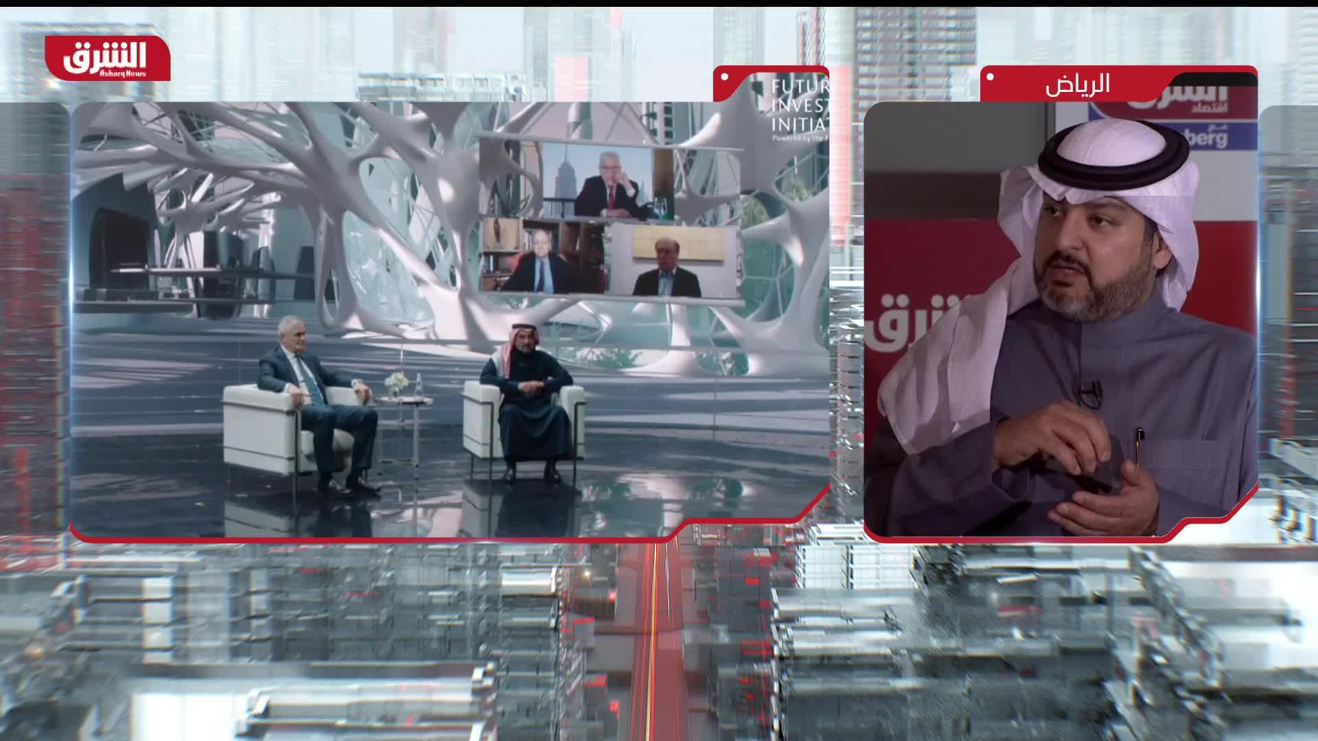 الرياض.. محور اقتصادي عالمي