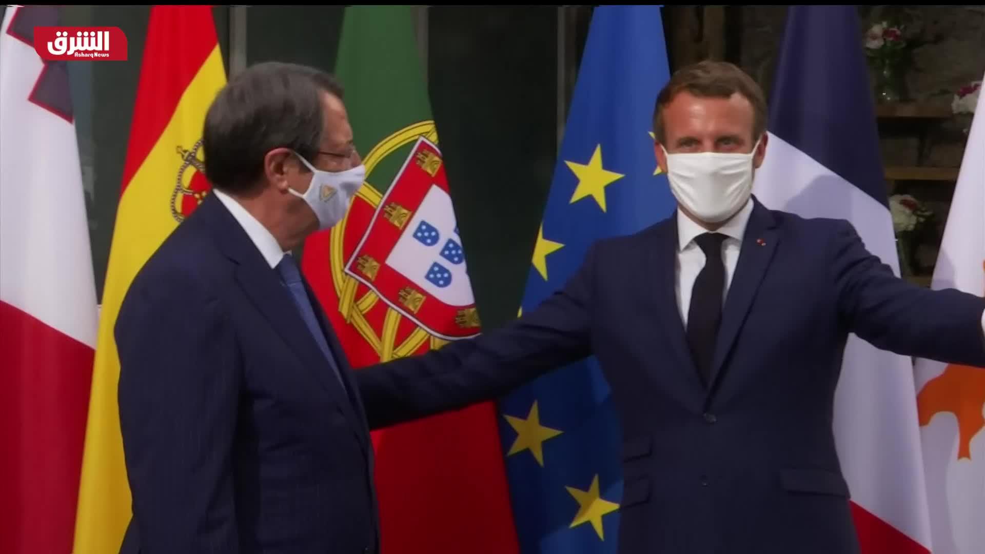 فرنسا وتركيا تتجهان إلى فك الخصام بينهما