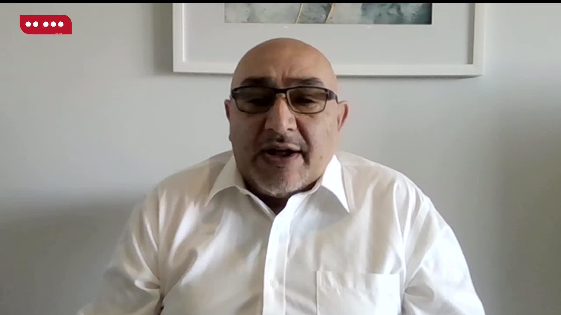 حسين الرفاعي - الرئيس التنفيذي Perpetuity Capital