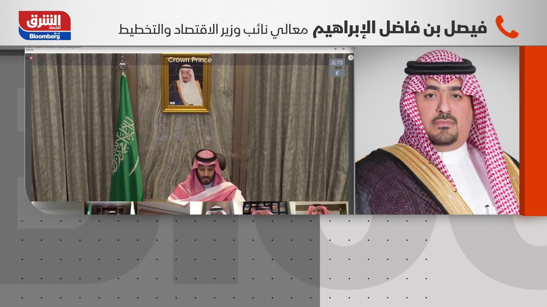 فيصل بن فاضل الإبراهيم - معالي نائب وزير الاقتصاد والتخطيط السعودي