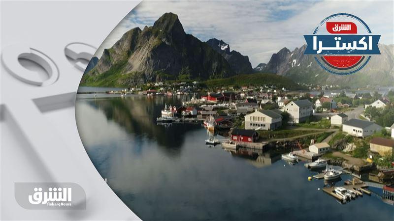 رحلة في اتجاه واحد - جبال الألب البحرية في النرويج