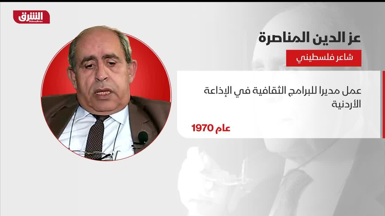 من هو؟.. عز الدين المناصرة