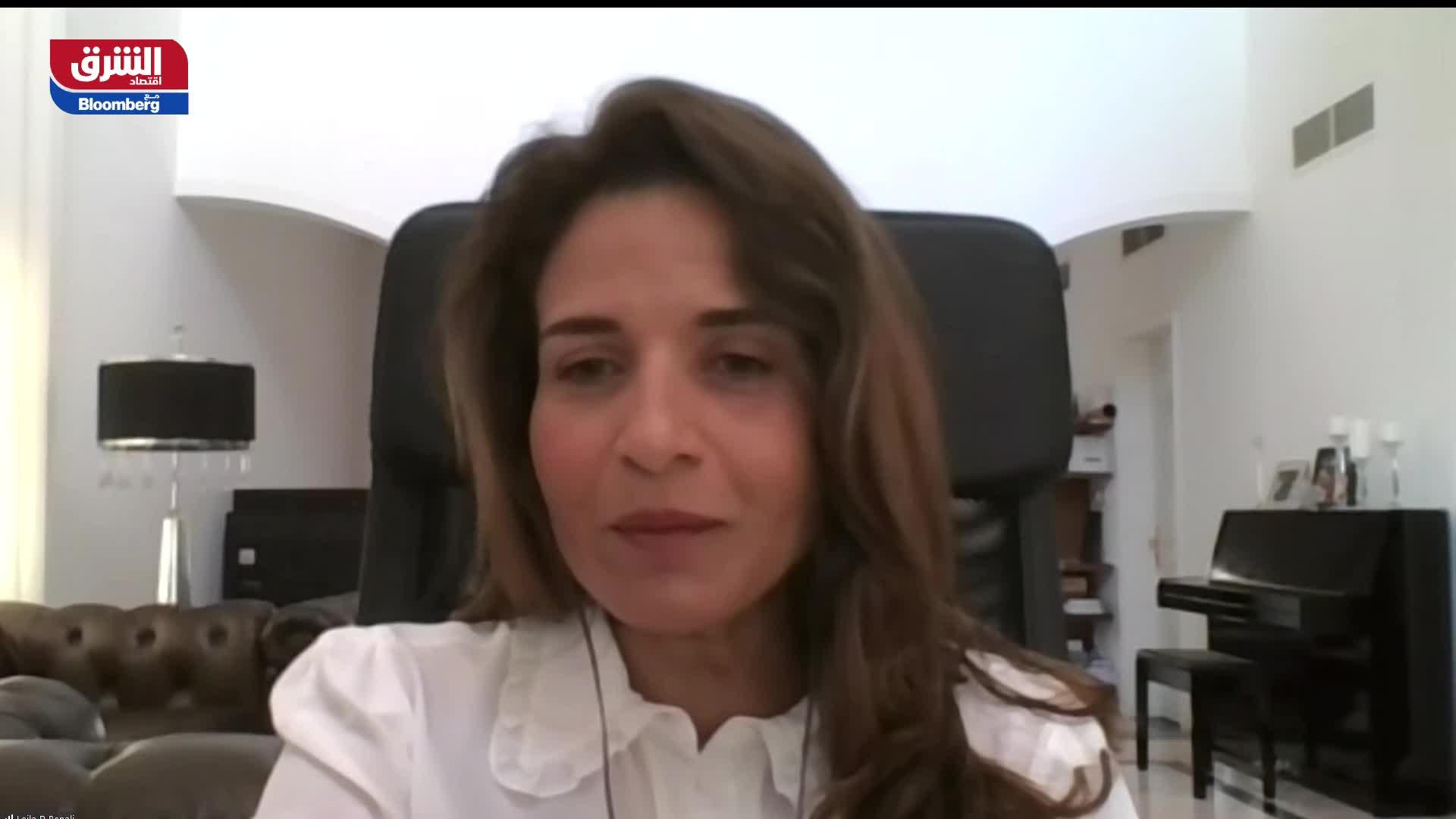 د.ليلى بنعلي - كبيرة الاقتصاديين في منتدى الطاقة الدولي
