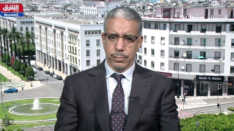 عزيز رباح - وزير الطاقة والمعادن والبيئة المغربي