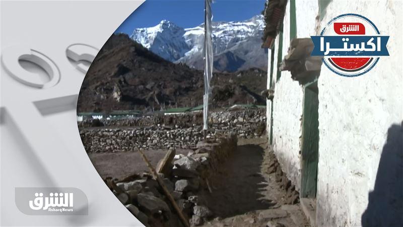 سكان الجبال - بلد الأدلاء السياحيين.. نيبال