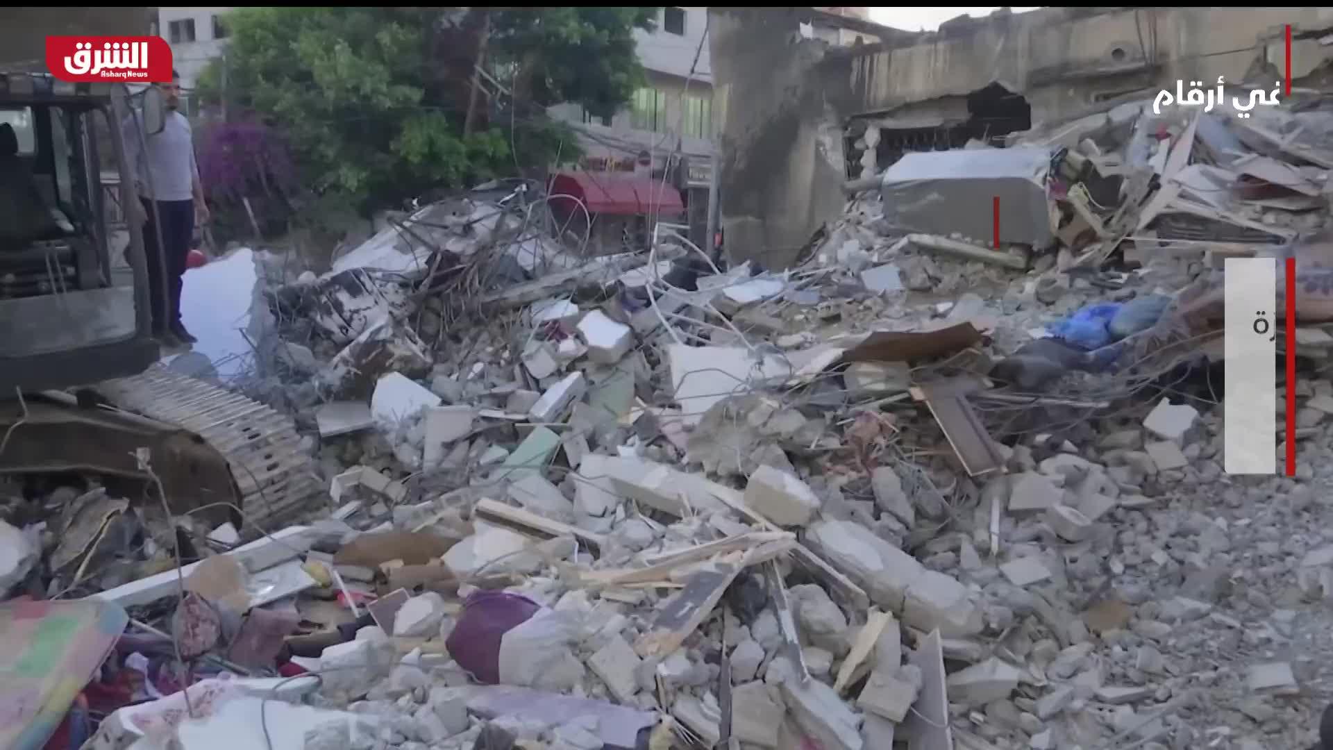 خسائر قطاع غزة الاقتصادية بسبب القصف الإسرائيلي