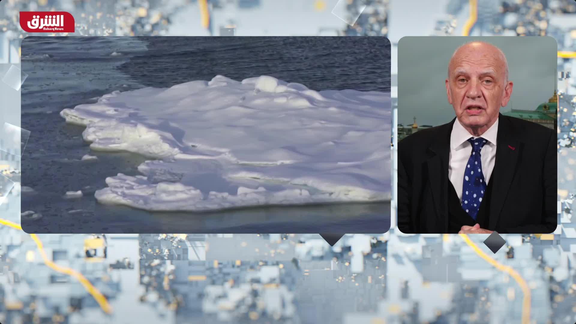 هل التنافس على القطب الشمالي عسكري أم سياسي أم اقتصادي؟
