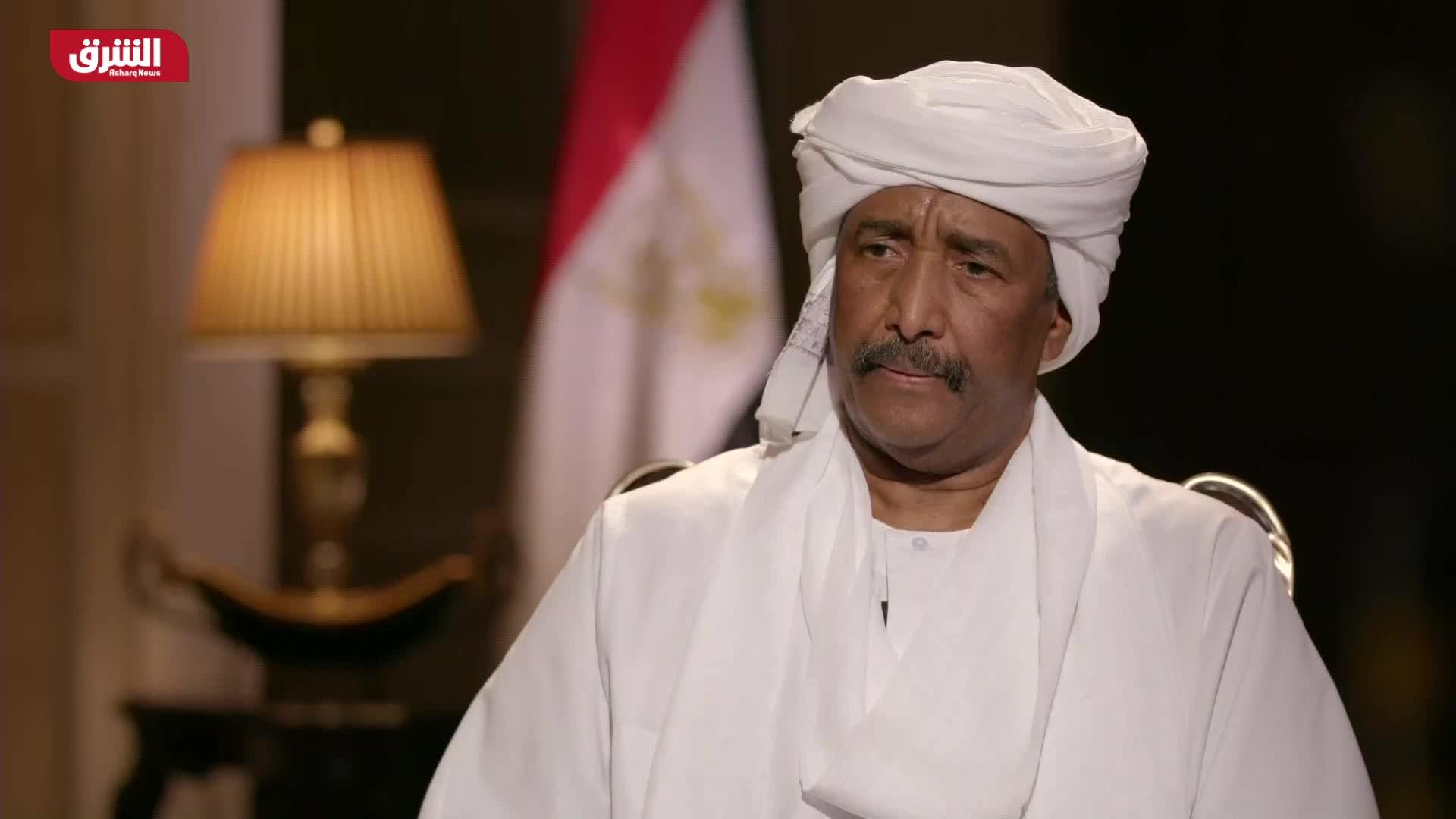 مقابلة خاصة مع عبد الفتاح البرهان رئيس مجلس السيادة الانتقالي في السودان