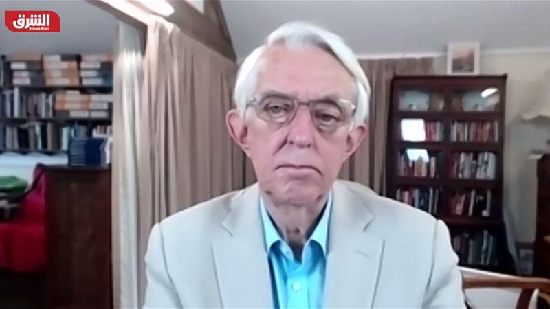 باول روجرز - استاذ دراسات السلام بجامعة راكفورد البريطانية