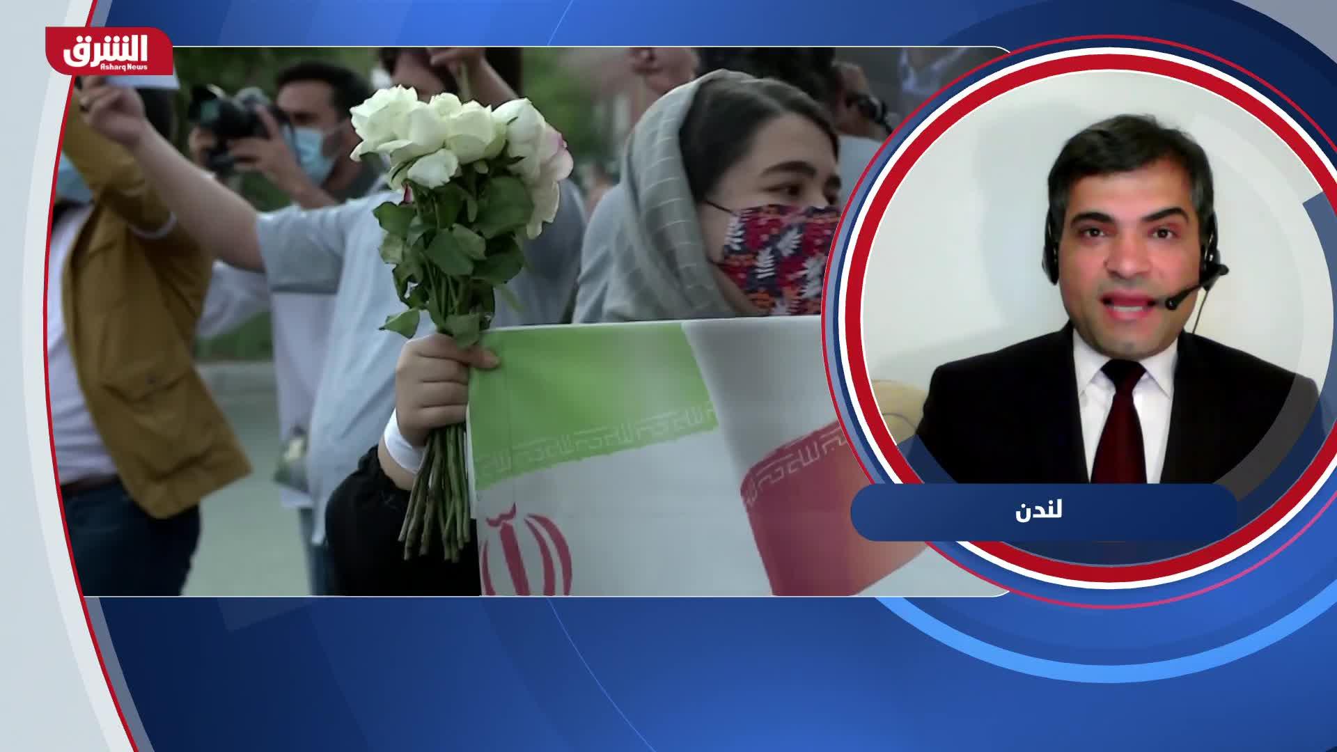 تطورات مشهد الانتخابات الرئاسية الإيرانية