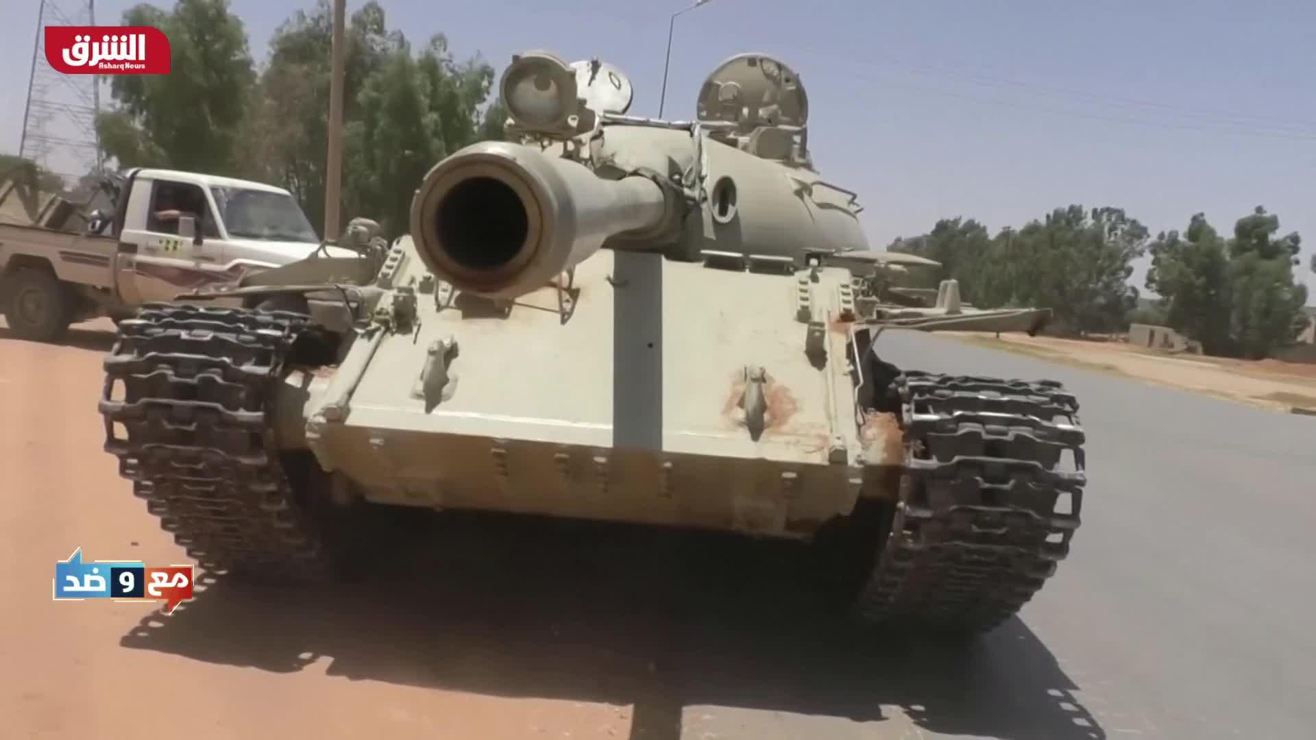 تقرير – الأزمة الليبية