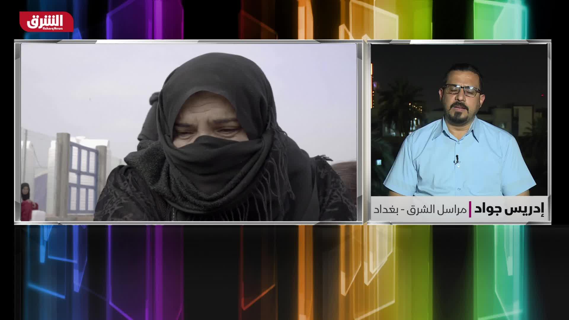 العراق: أزمة النازحين تتفاقم