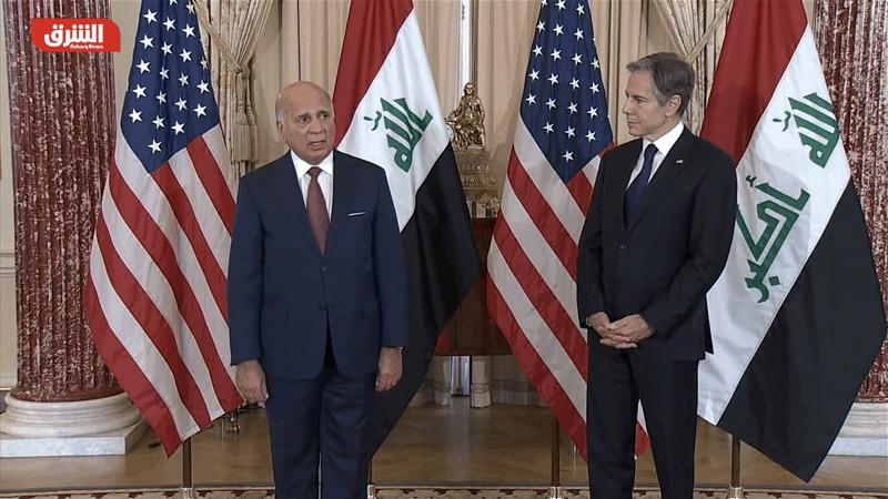 واشنطن وبغداد.. حوار استراتيجي