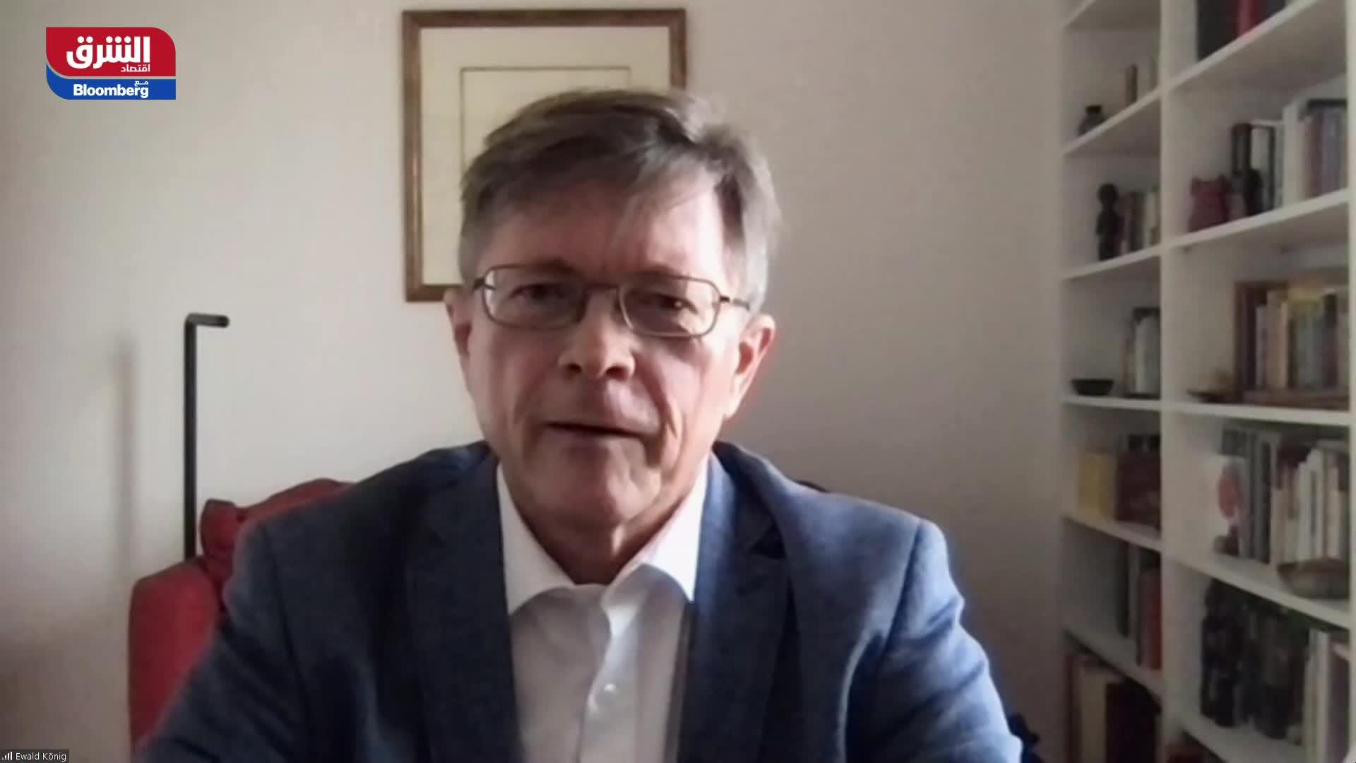 إيفالد كونيج - محلل الشؤون الخارجية في مركز جنيف للدراسات