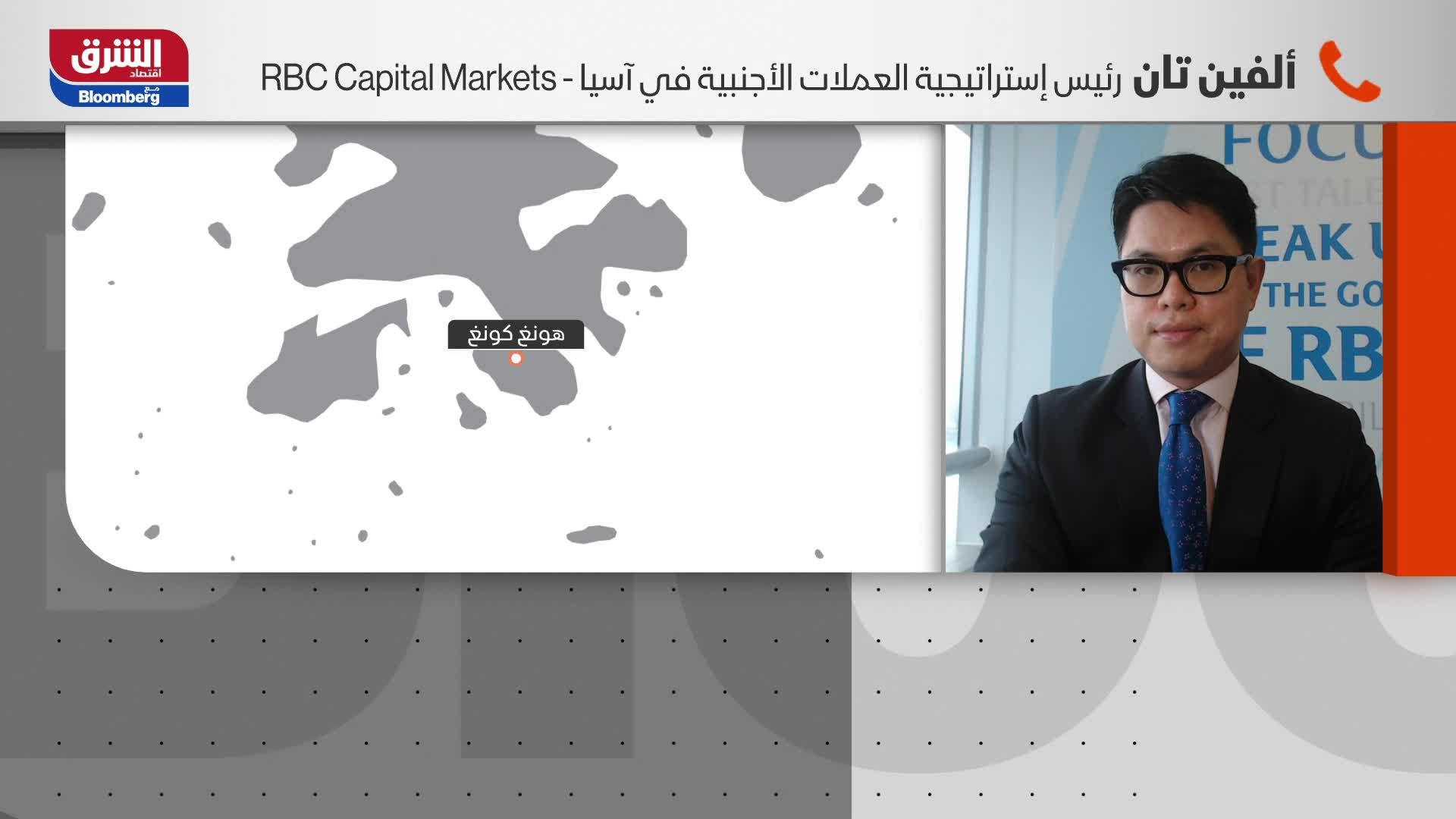 ألفين تان - رئيس إستراتيجية العملات الأجنبية في آسيا لدى RBC Capital Markets