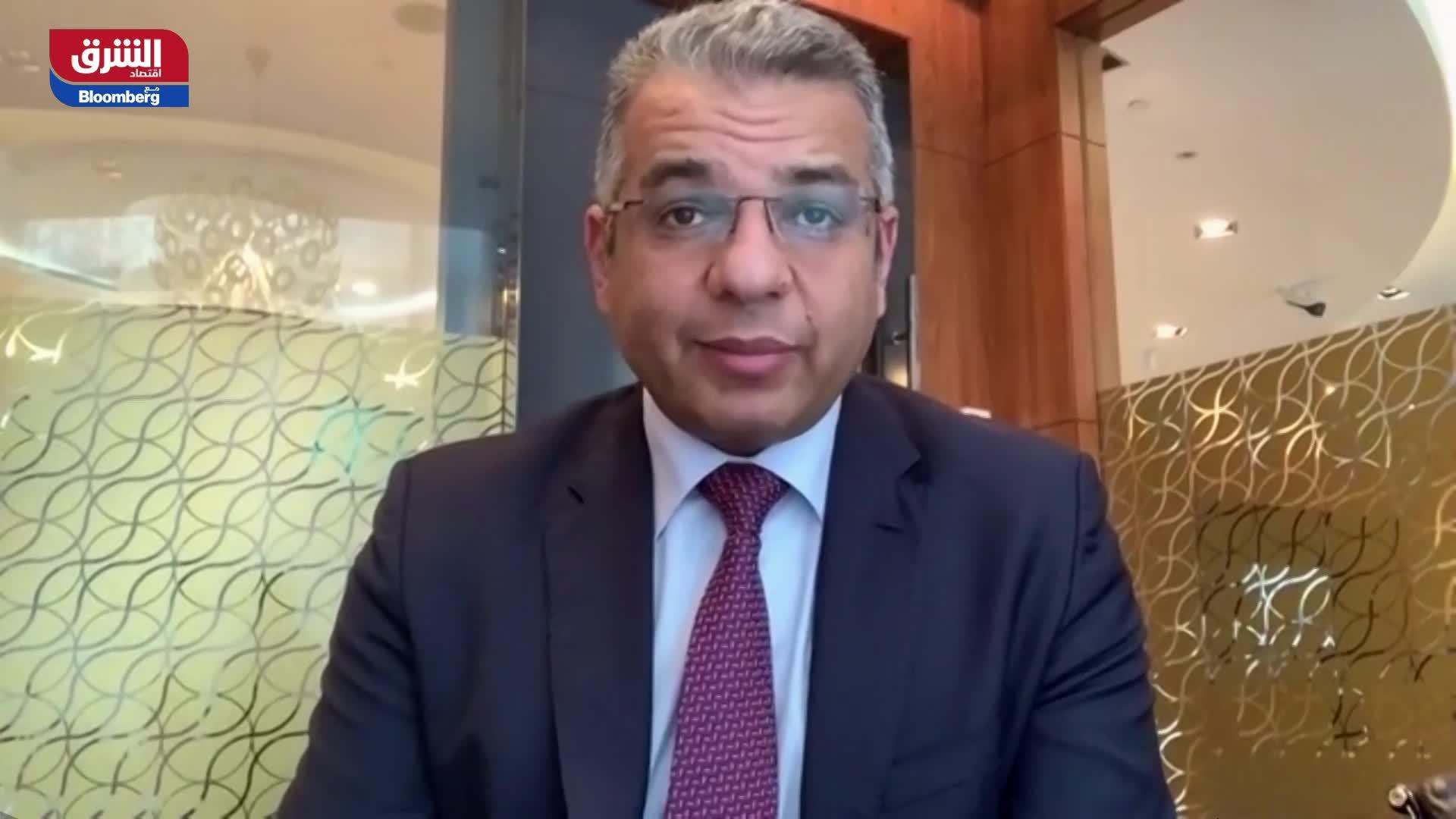 محمد عبد الباري - الرئيس المالي لمجموعة مصرف أبو ظبي الإسلامي