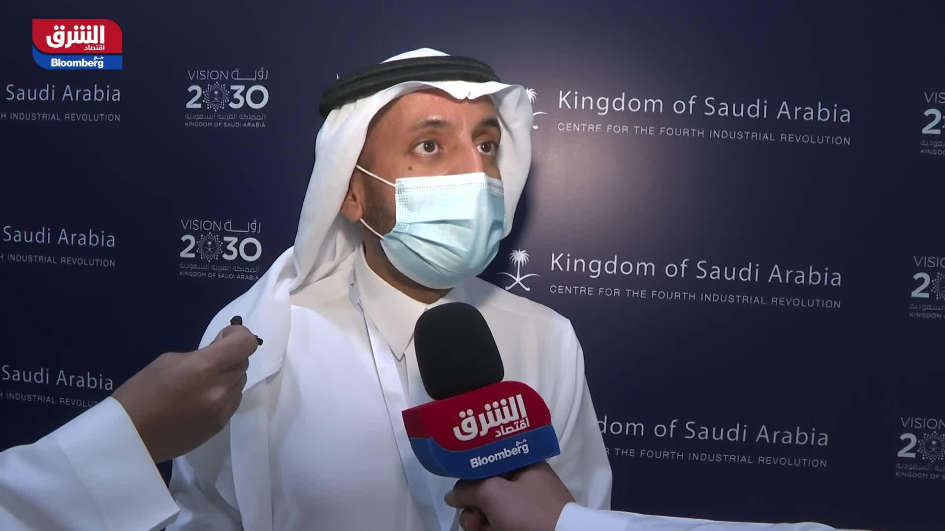 إبراهيم المعجل - الرئيس التنفيذي لصندوق التنمية الصناعية