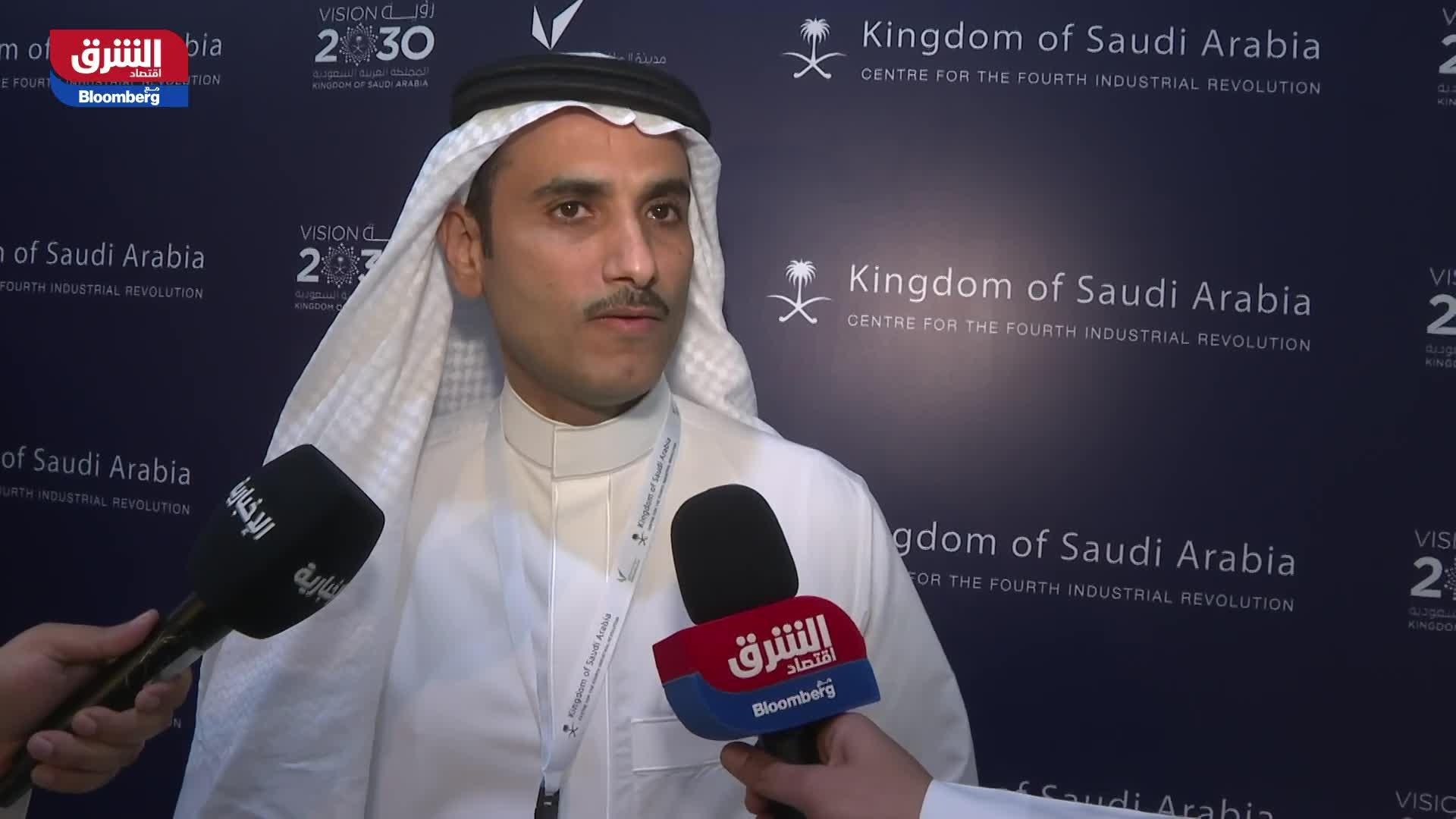 المهندس سليمان المزروع - الرئيس التنفيذي لبرنامج تطوير الصناعات الوطنية والخدمات اللوجستية