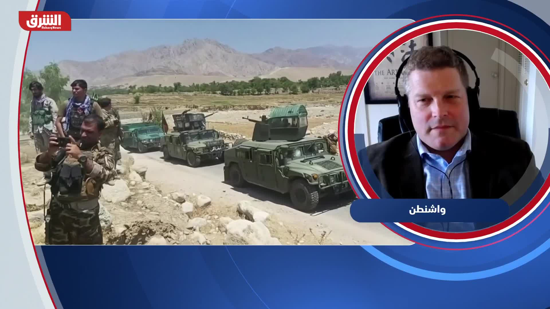 "روسيا: حوارنا مع أميركا بشأن أفغانستان ""إيجابي"""
