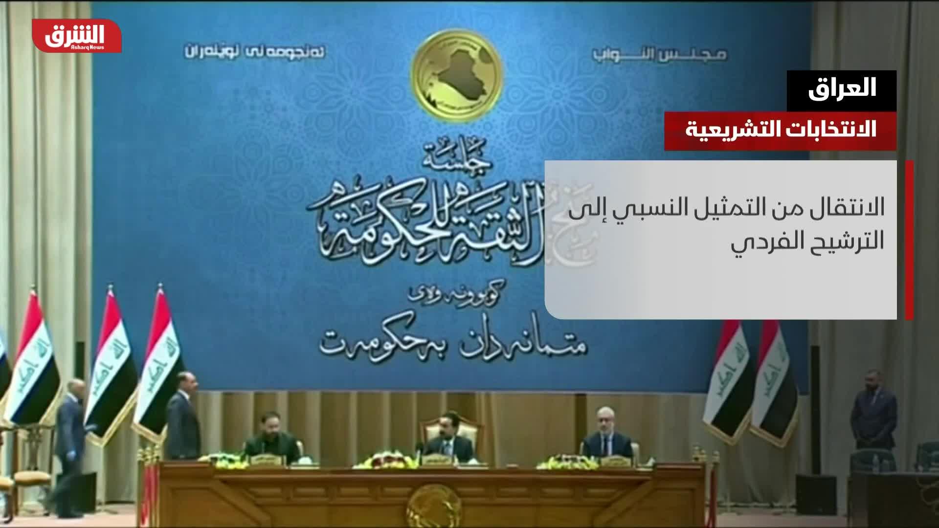 العراق.. الانتحابات التشريعية