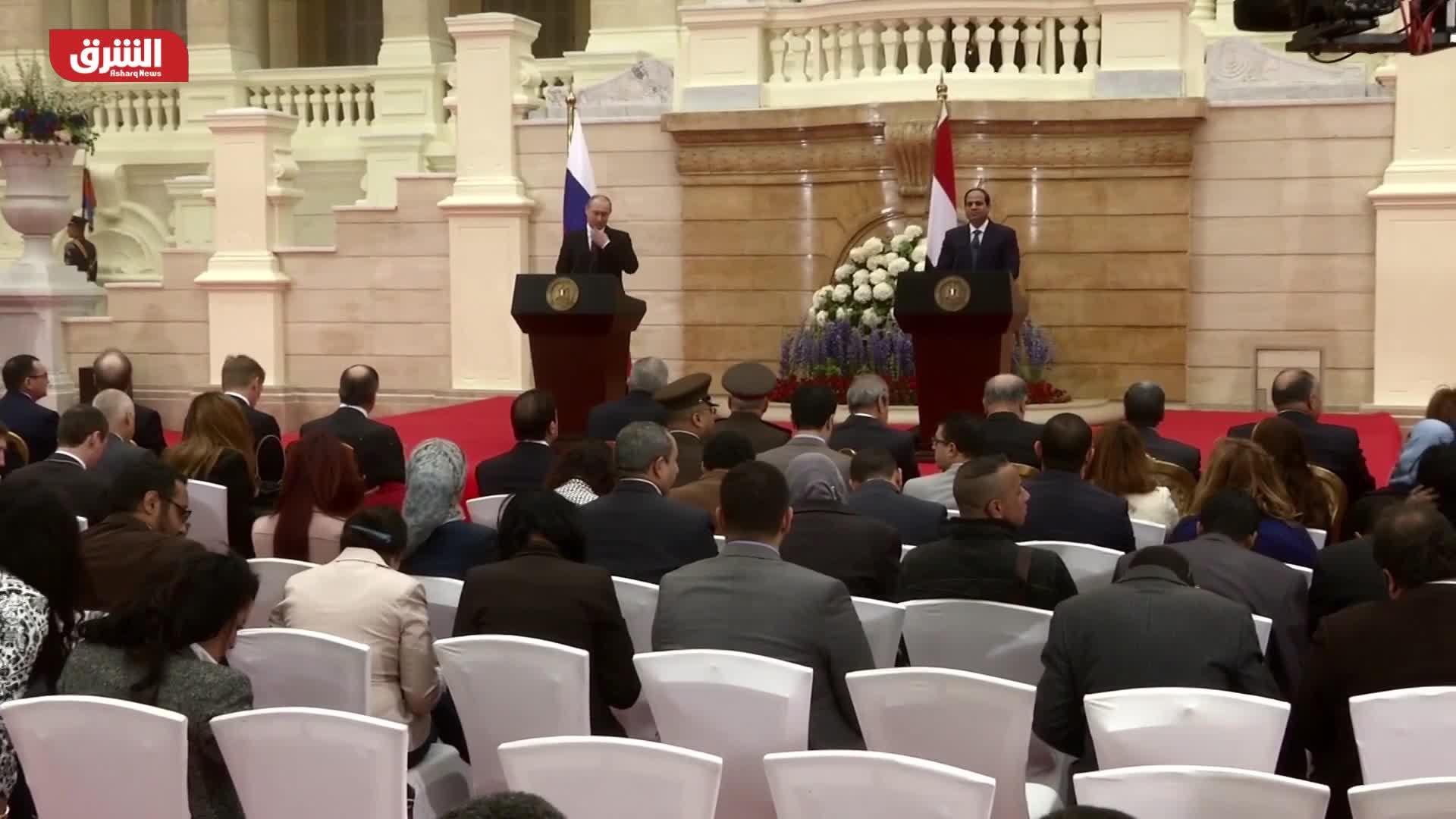 روسيا تُصدّر مواردها ومصر في واجهة الاستثمار