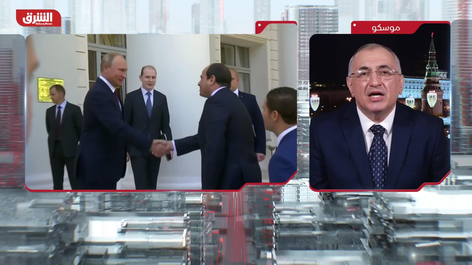 نمو صادرت روسيا من الأسلحة بالشرق الأوسط وشمال إفريقيا
