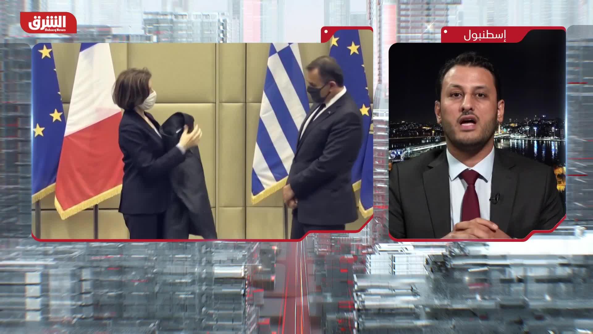 اليونان تعزز أسطولها البحري والعين على تركيا
