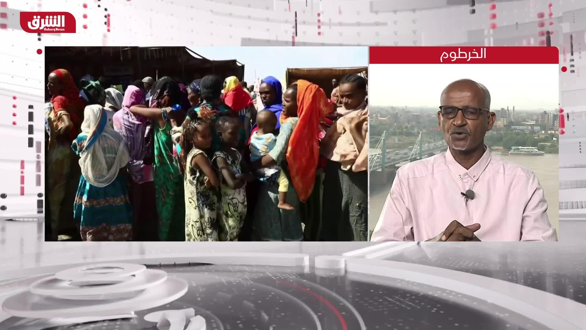 كيف ترى مصير النازحين الإثيوبيين وانعكاسات الأزمة على السودان؟