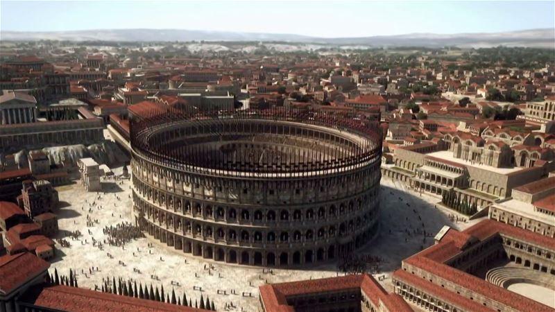 خفايا العالم القديم - روما ج1