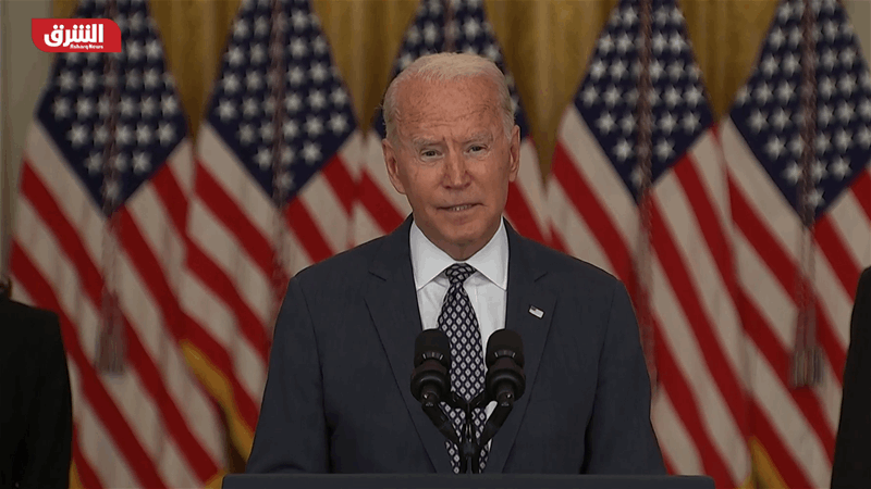 كلمة للرئيس الأميركي جو بايدن حول أفغانستان