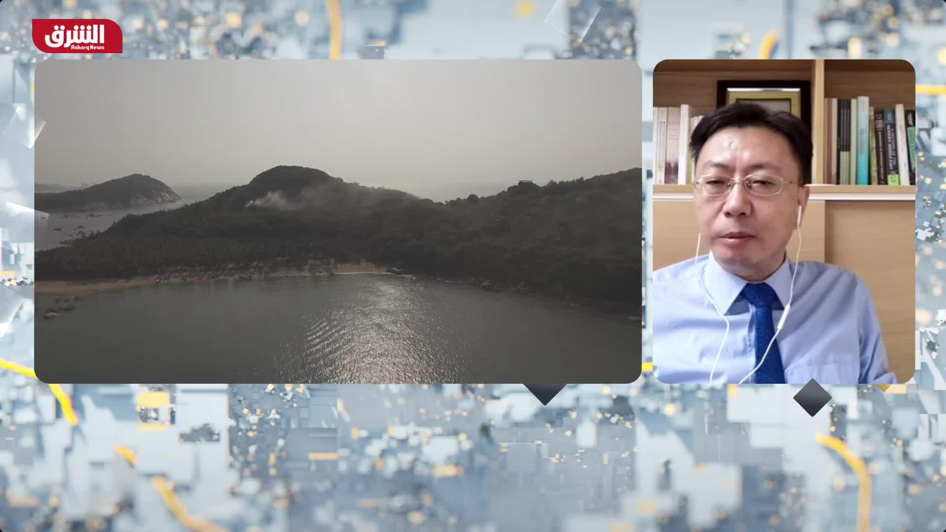 هل ما يحدث في بحر الصين الجنوبي استعراض للقوة من قبل الولايات المتحدة وحلفائها؟