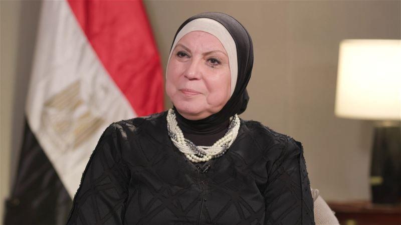 وزيرة التجارة والصناعة المصرية: نستهدف توطين صناعة السيارات الكهربائية