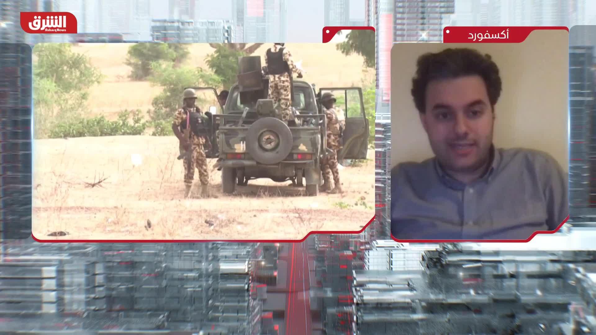 وفد عسكري نيجيري في مصر يبحث مسائل تنموية ودفاعية