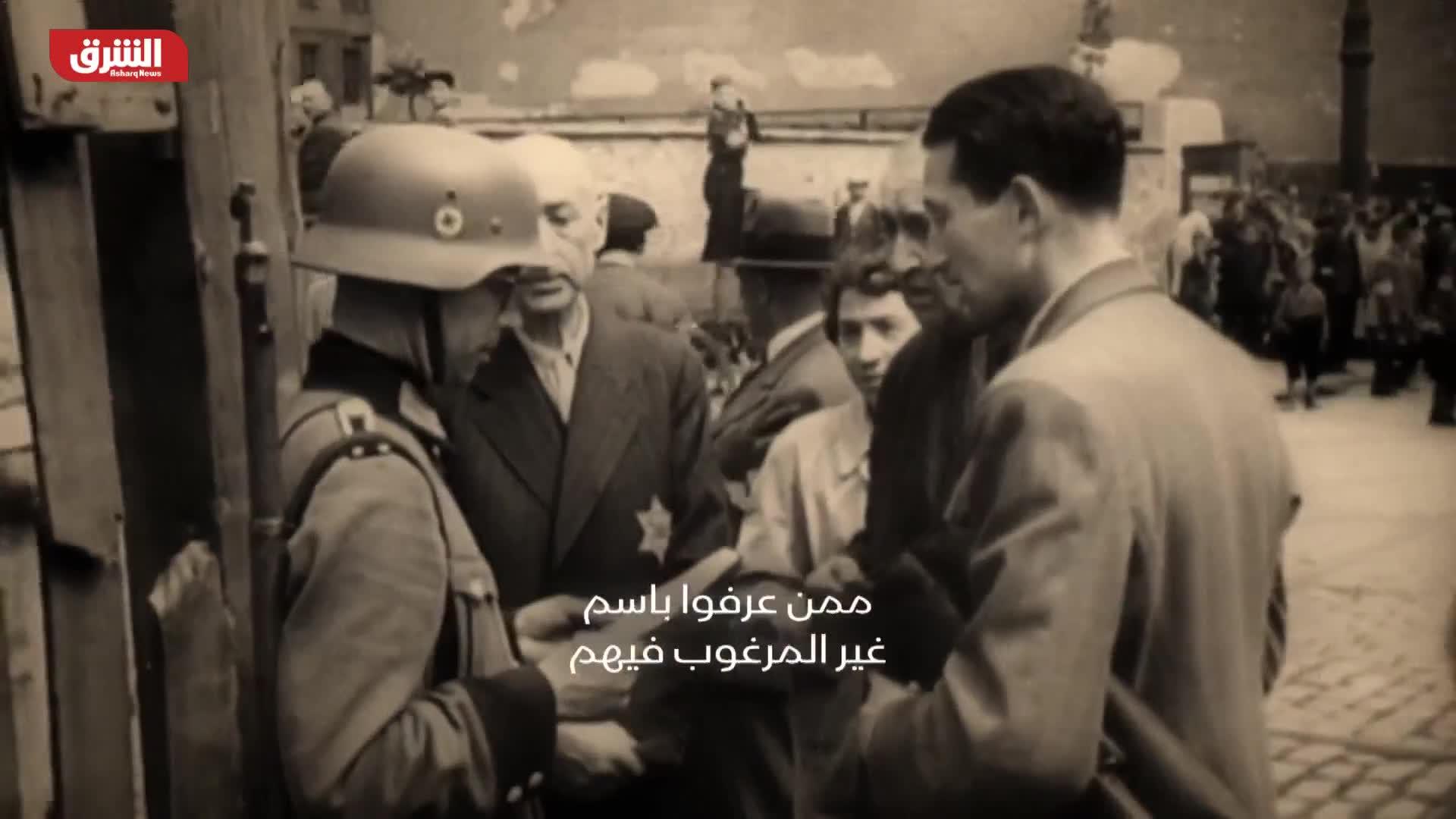 تاريخ 360 - تحرير المعسكرات النازية