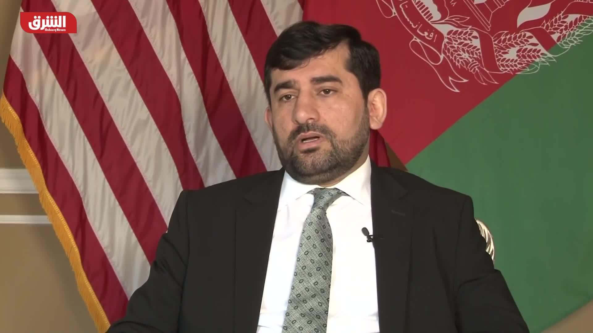 موظفو السفارة الأفغانية في واشنطن يترقبون مصيرهم
