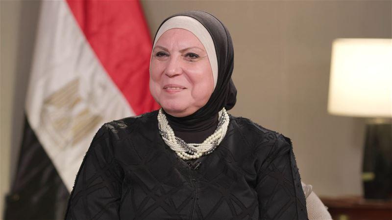 مقابلة خاصة .. نيفين جامع/وزيرة التجارة والصناعة المصرية