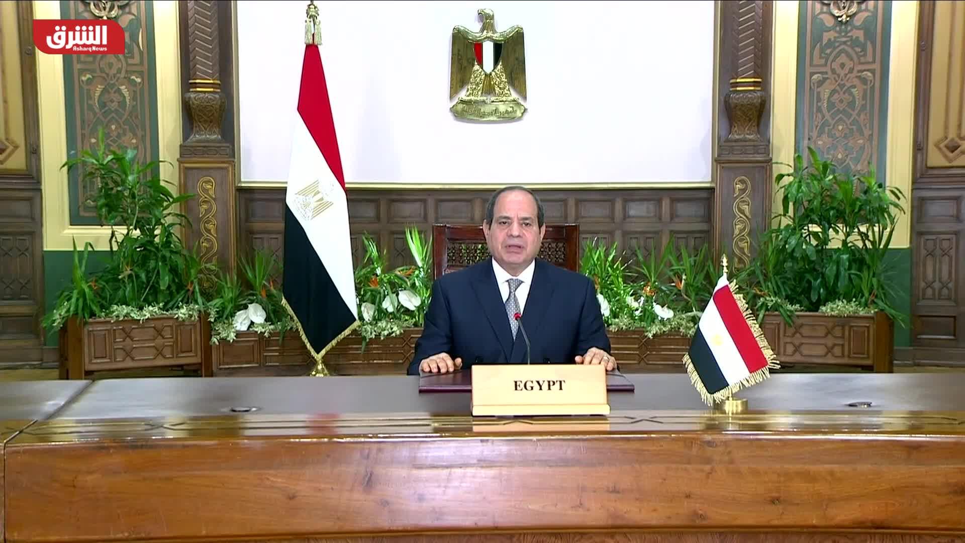 كلمة الرئيس المصري أمام الجمعية العامة للأمم المتحدة