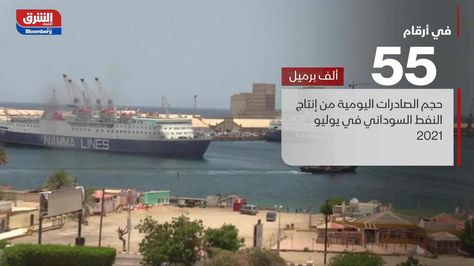 في أرقام.. خسائر السودان من إيقاف تصدير البترول