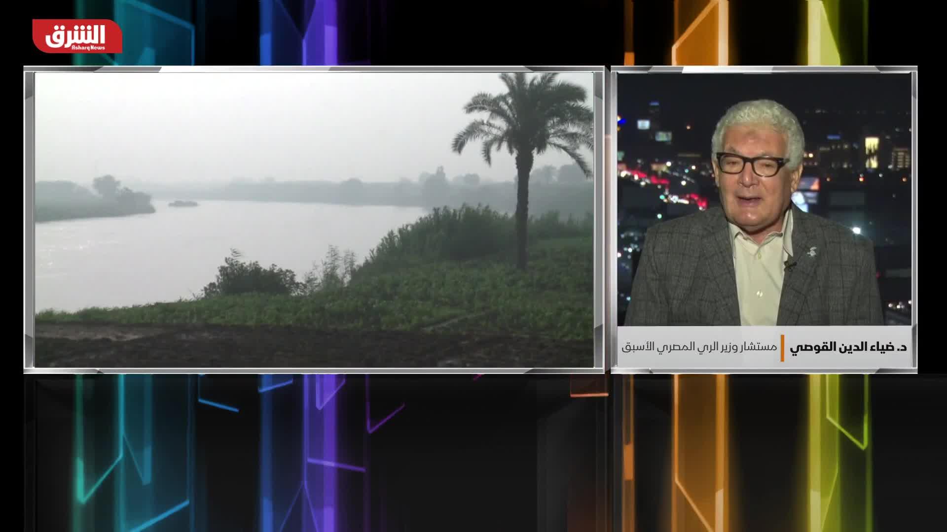 مصر.. خطة بالمليارات لإدارة المياه هل يقف سد النهضة خلف وراء تلك الخطوة؟