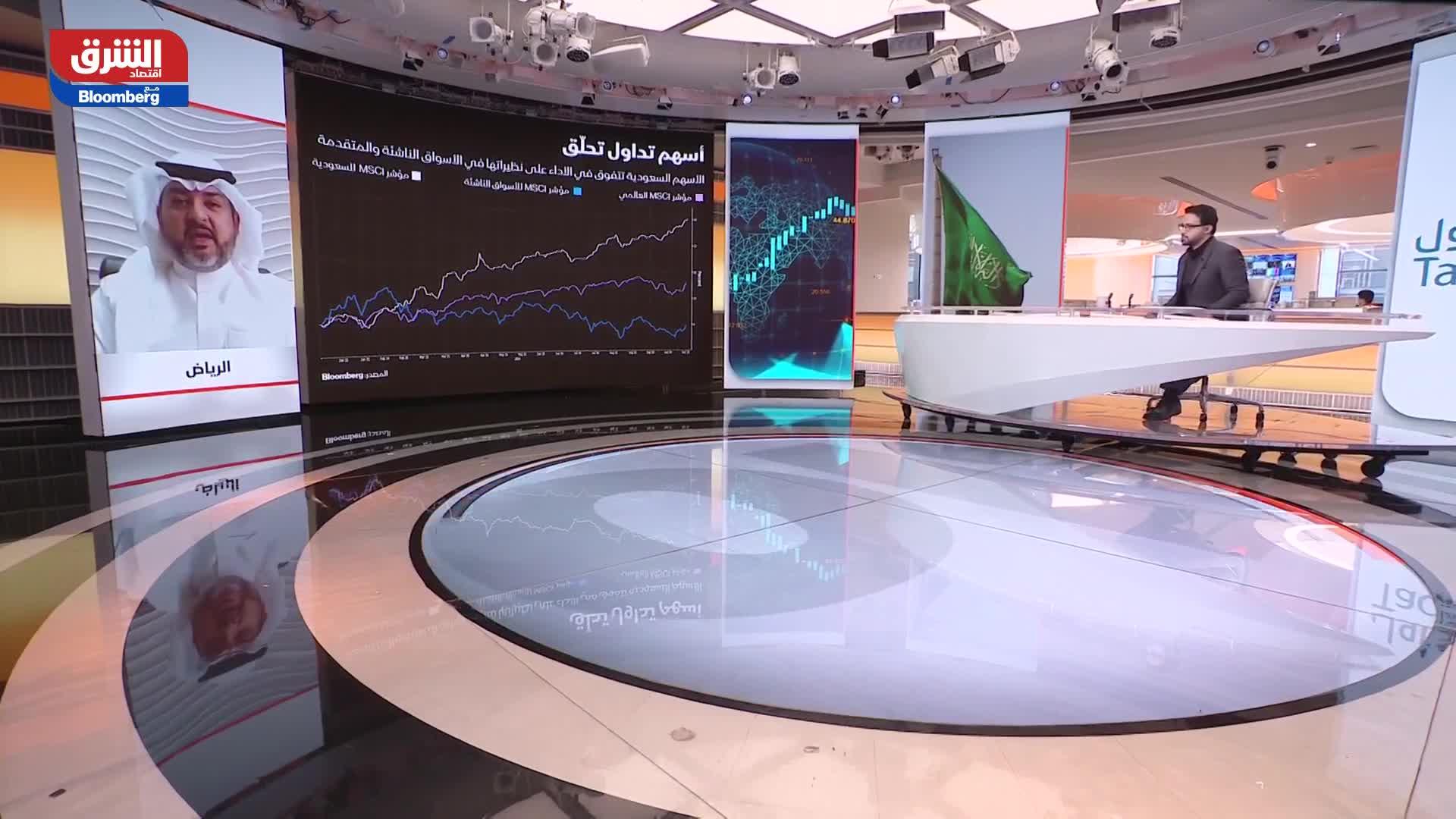 كيف ترى التغير في السوق السعودي؟