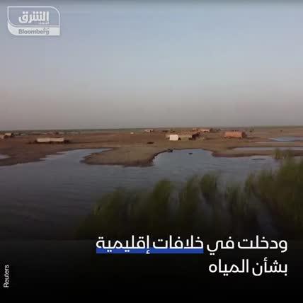 العراق تحت تهديد تغير المناخ