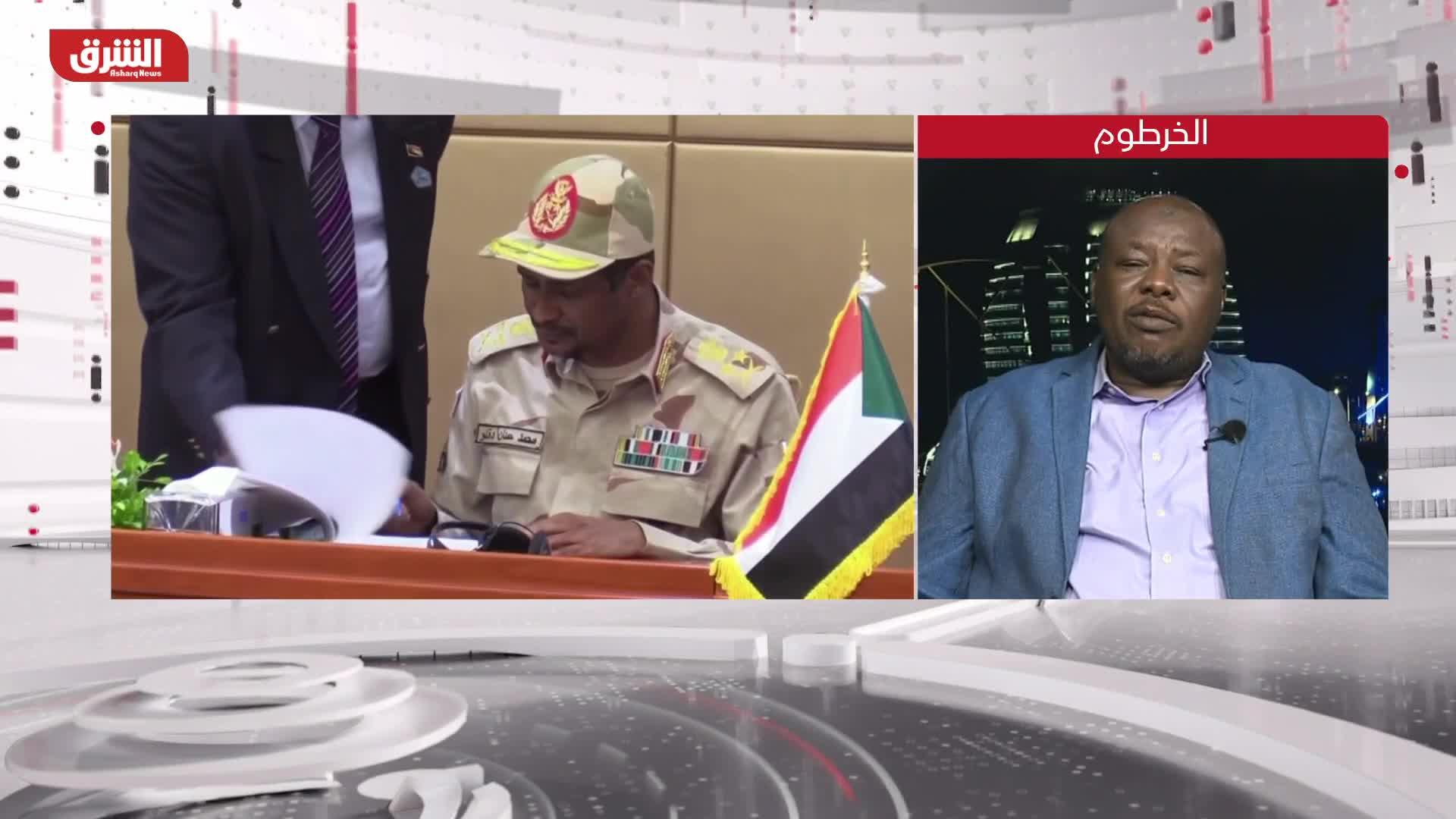 """الحكومة السودانية تشكل """"خلية أزمة"""" لحل خلافات شركاء الحكم"""