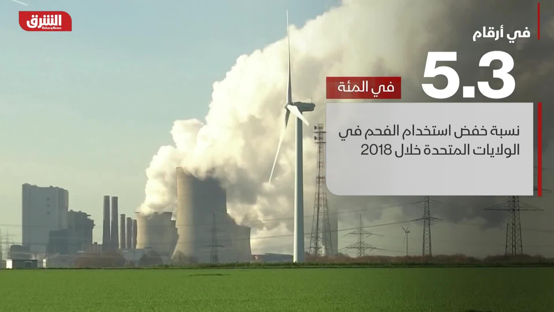 في أرقام.. خفض استخدام الوقود الأحفوري