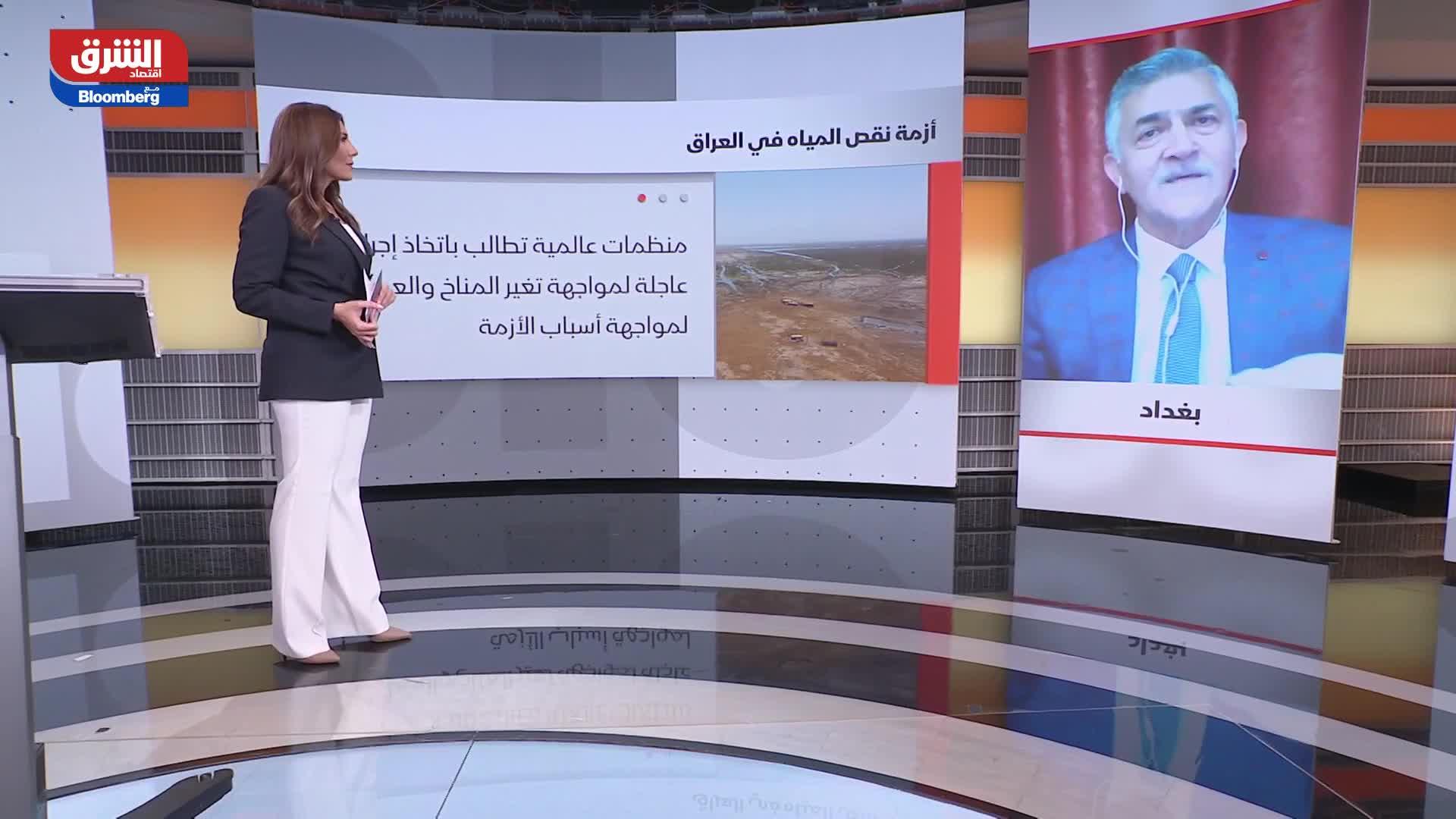 ما هي الإجراءات التي يمكن اتخاذها لمعالجة نقص المياه في العراق؟