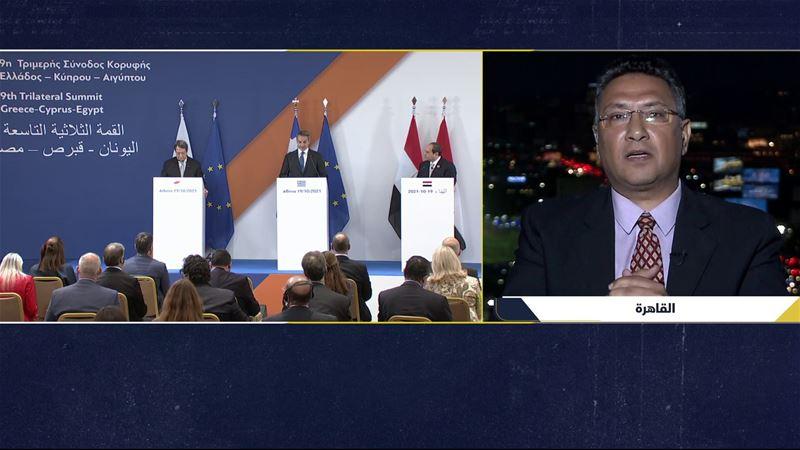 أين هي المحادثات الاستكشافية اليوم بين مصر وتركيا؟