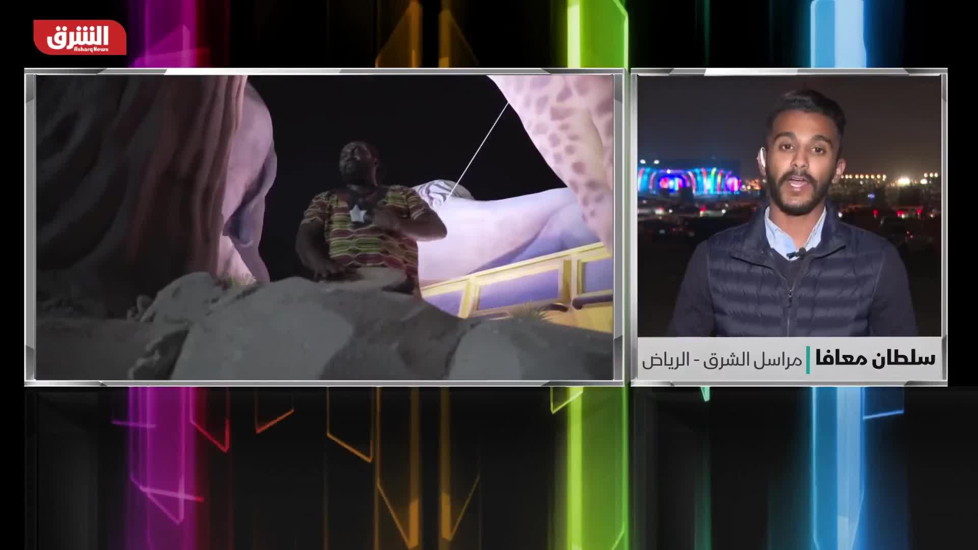 """فعاليات """"موسم الرياض"""" تنطلق بحضور جماهيري متنوع"""