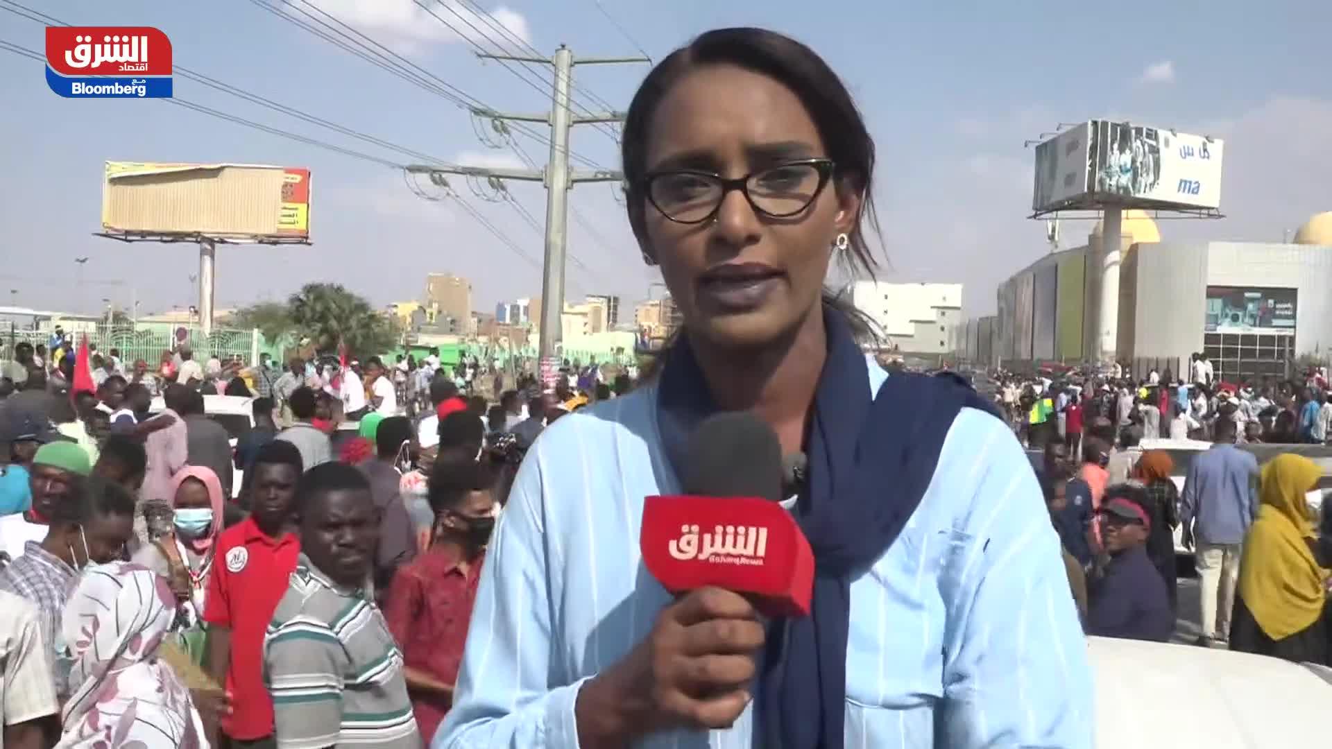 ما الذي يفرق تظاهرة السودان اليوم عن سابقيها؟