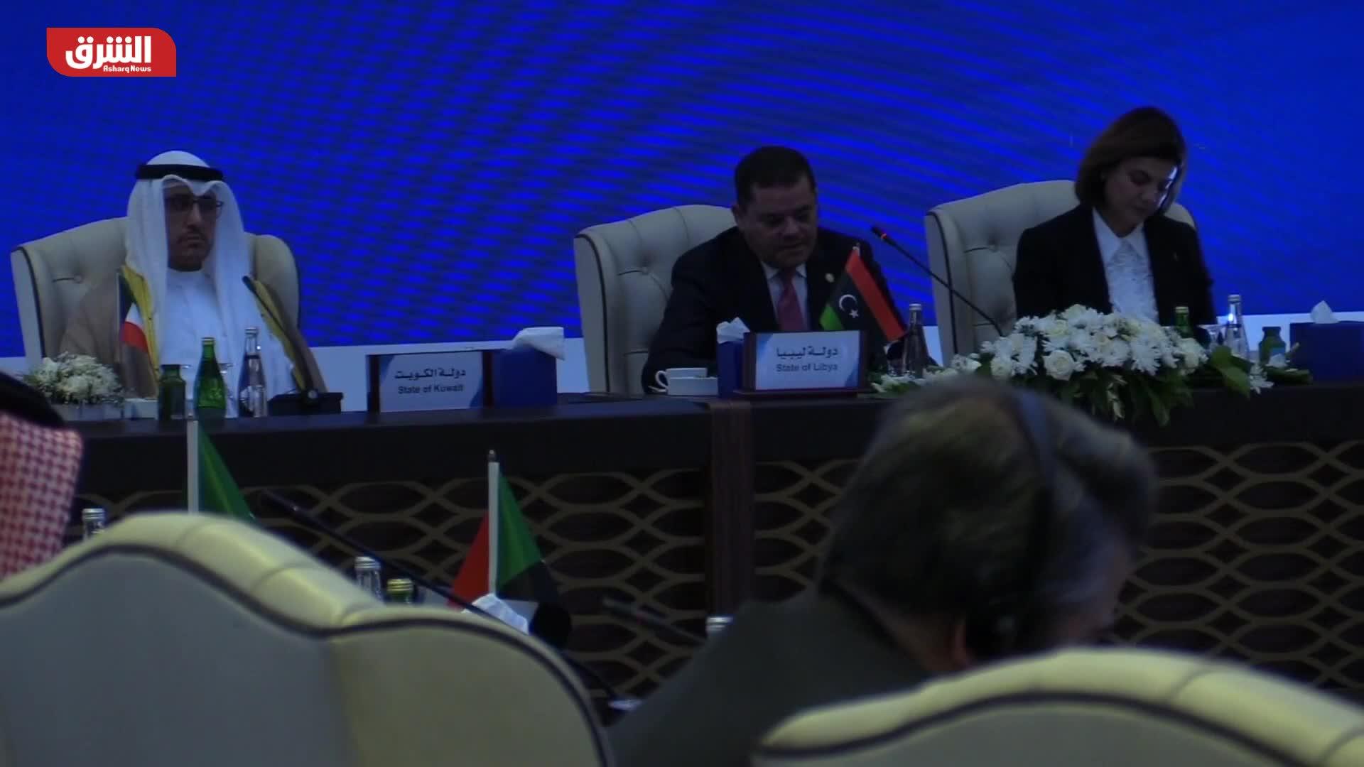 """مخرجات مؤتمر """"استقرار ليبيا"""".. ماذا عن الخلاف بشأن موقف تركيا من المسلحين الأجانب؟"""
