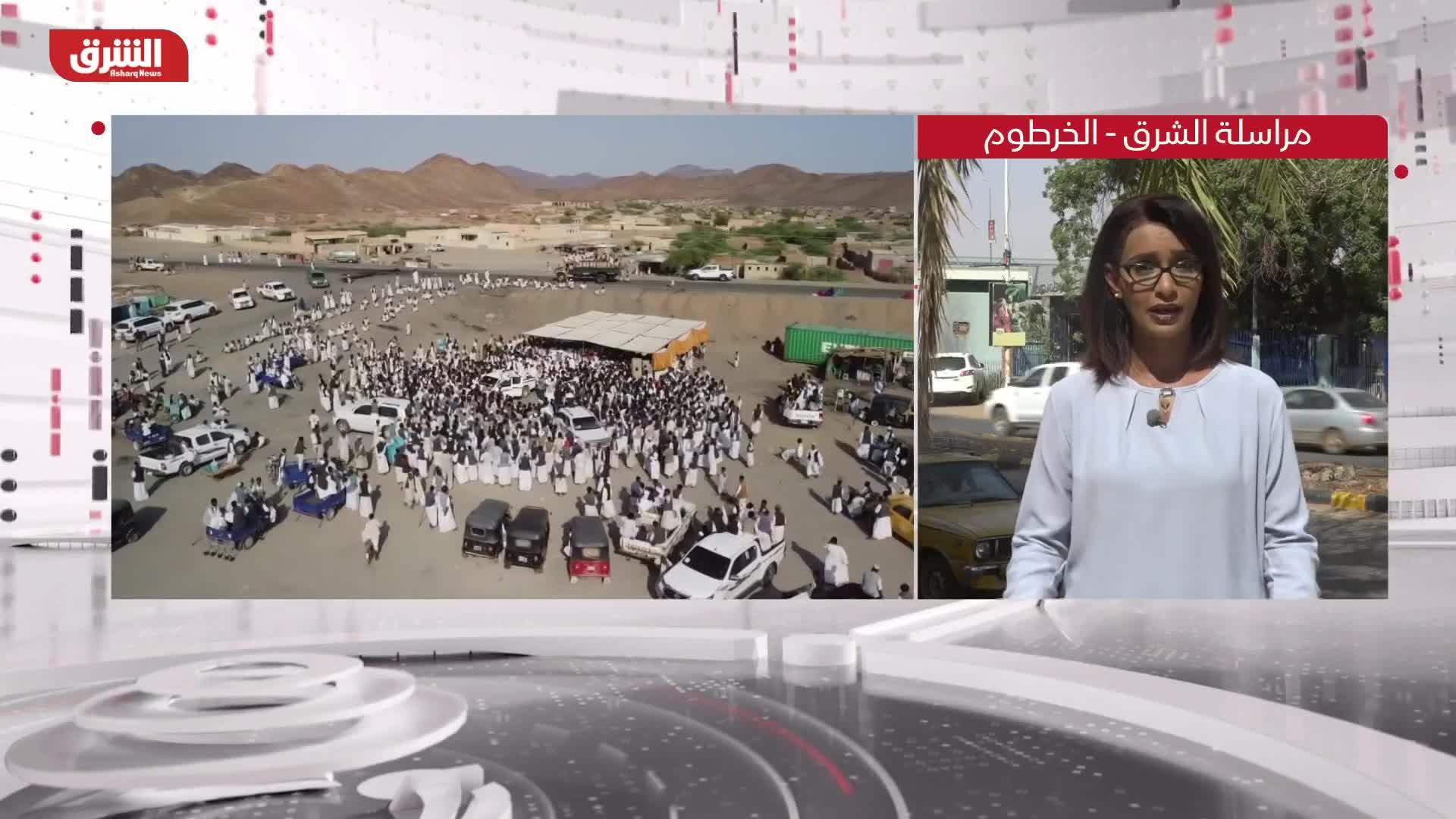 السودان.. استمرار الاحتجاجات في مدينة بورتسودان شرقي البلاد